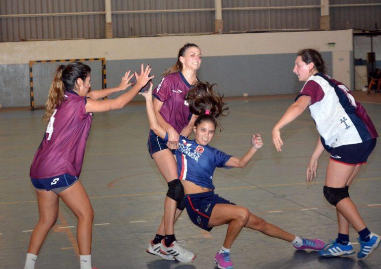 Continúa el Torneo Clausura de handball