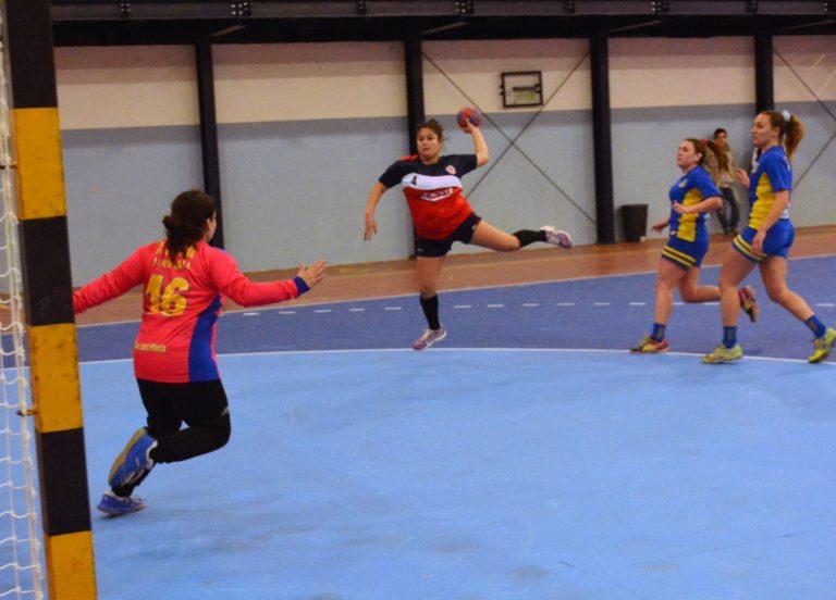 Handball: Victorias en todas las categorías del Torneo Clausura