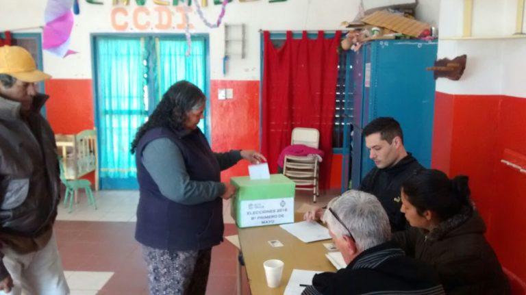 Barrio Córdoba y Portales del Sol deben presentar las listas para las elecciones