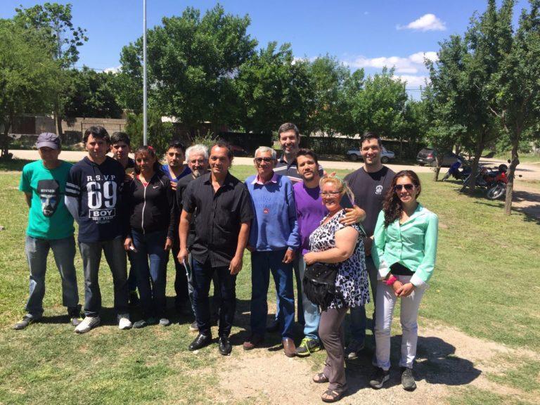 Barrio Parque del Virrey Este renovó sus autoridades