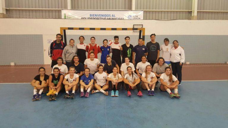 Jugadores Municipales de Handball convocados al Seleccionado Cordobés