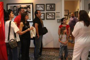 periodistas paraguayos en el che