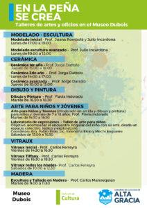 EN LA PEÑA SE CREA 2017 flyer-01