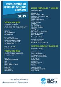 recoleccion residuos 2017-01