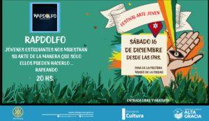 FESTIVAL ARTE JOVEN feria rapdolfo-01