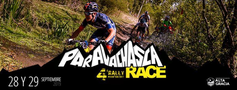Llega la 4ª edición de la Paravachasca Race