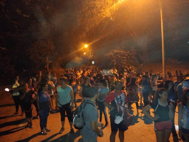 Con más de 300 participantes, se realizó una nueva caminata recreativa en nuestra ciudad