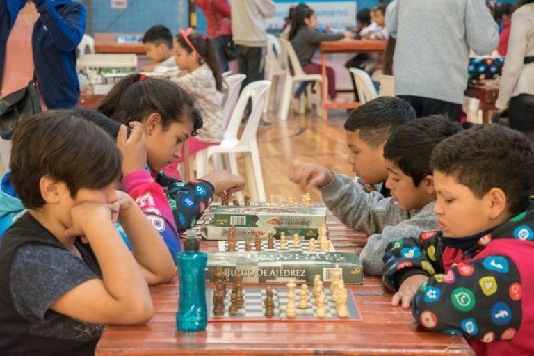 Se desarrolló en nuestra ciudad el 2º Encuentro Infantil de Ajedrez