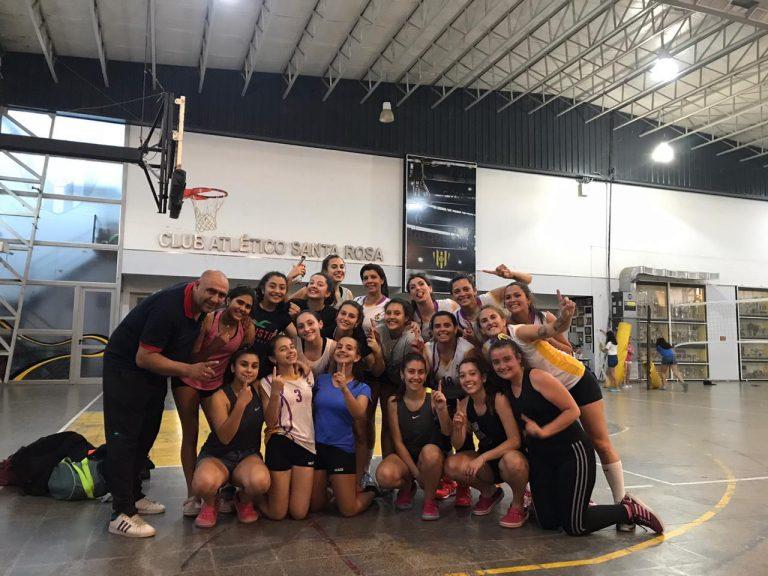 Vóley femenino: Alta Gracia campeón de Integrales de la Copa de Bronce