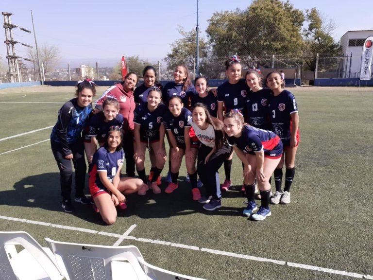 Handball femenino: Amistosos pensando en la temporada 2020