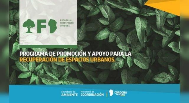 Más de 400 árboles para la forestación de la ciudad