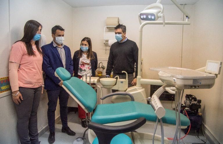 Dos nuevos sillones odontológicos para la ciudad de Alta Gracia