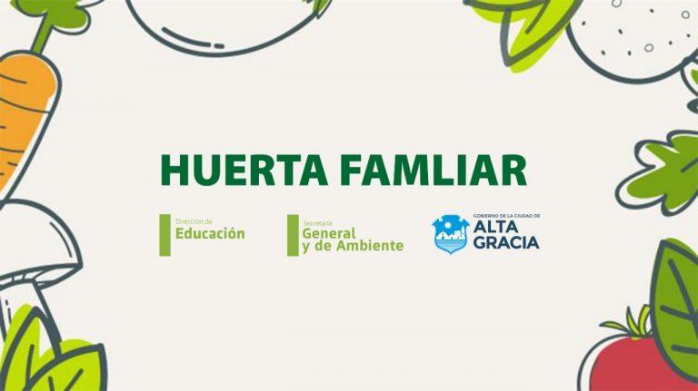 Curso de Huerta Familiar