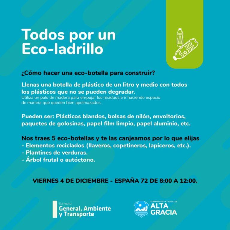 """Programa de educación ambiental """"La Carrera Verde"""""""