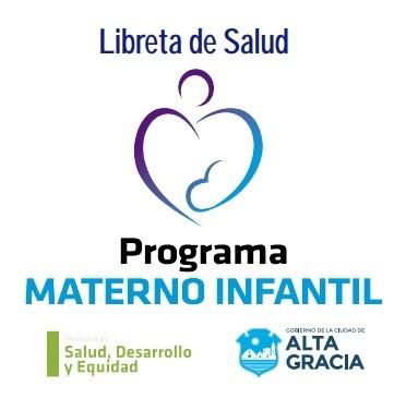 """Nueva """"Libreta de Salud – Programa Materno Infantil"""""""