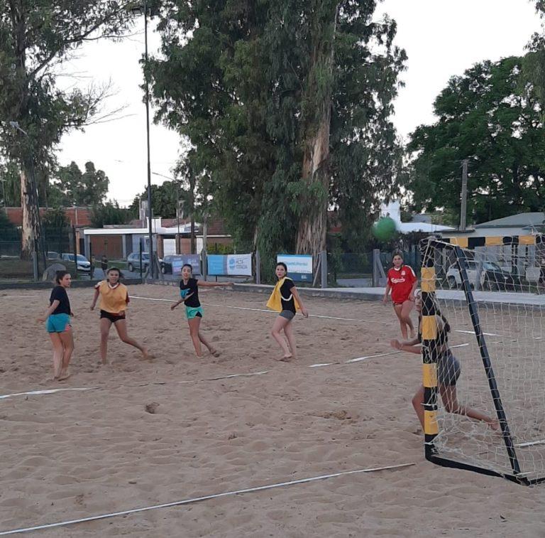 """Regresa la actividad deportiva con los """"Encuentros de Beach"""""""