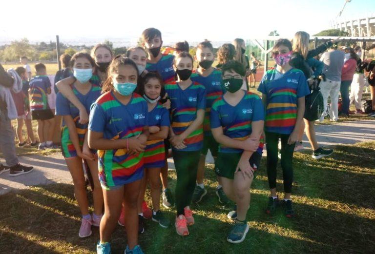 Atletismo: La escuela municipal participó del Torneo juvenil en el Kempes