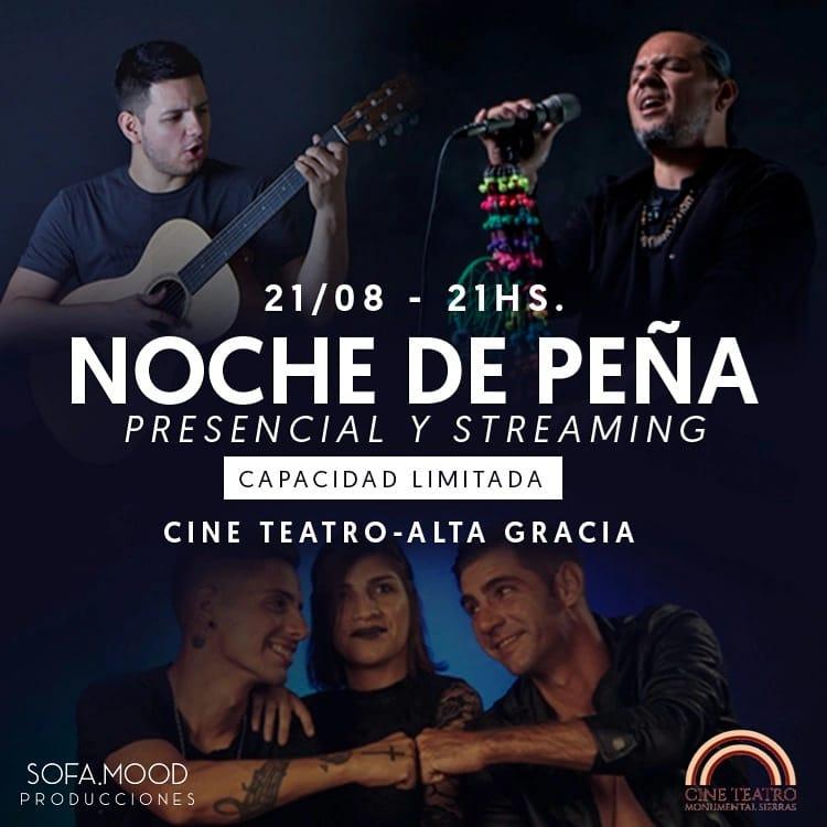 Con protocolos y aforo vuelven los espectáculos en el Cine Teatro Monumental Sierras