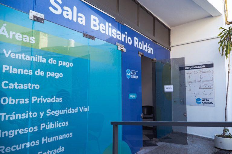 Puesta en valor edilicia de la Sala Belisario Roldán (Ex Bingo Municipal)
